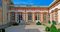 Chateau Mumm en la Región de Champagne