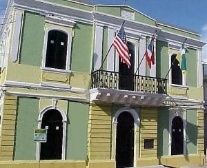 Lajas Casa Alcaldia