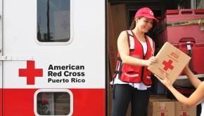 Son varias las formas que la Cruz Roja ayuda. Foto: Cruz Roja de Puerto Rico.