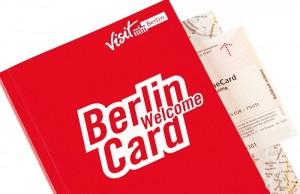 Berline Welcome Card
