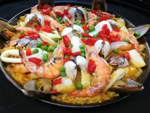 chotis paella
