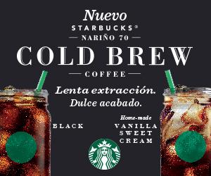 Starbucks Cold Brew Ban Con Sab