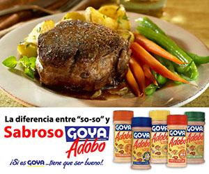 Goya - Con Sabor
