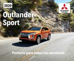 Mitsu Outlander Sport Turis s1