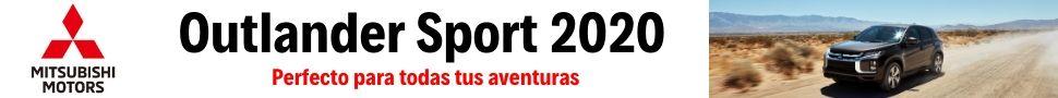 Mitsu Outlander Sport Est top